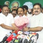 டி.டி.வி தினகரன் ஆர்.கே நகர் வேட்பாளராகத் தேர்ந்தெடுக்கப்பட்டதன் பின்னணி!