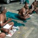 டெல்லி ஜந்தர் மந்தரில் 6-வது நாளாக தமிழக விவசாயிகள் போராட்டம்!