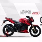 அறிமுகமானது 2017 டிவிஎஸ் அப்பாச்சி RTR 200 4V!