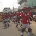 உலக தண்ணீர் தினம்: மாணவர்கள் ஸ்கேட்டிங் பேரணி!