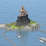 உலகின் மிக உயர்ந்த சிலையாகும் வீர சிவாஜி நினைவு சிலை