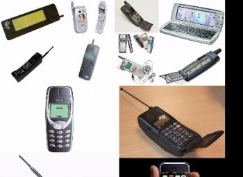 செங்கல் சைஸ் முதல் செம ஸ்லிம் வரை... மொபைல்களின் பரிணாம வளர்ச்சி! #MobileMania #GadgetRewind