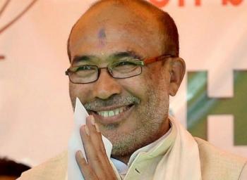மணிப்பூர்: நம்பிக்கை வாக்கெடுப்பில் பா.ஜ.க அரசு வெற்றி!
