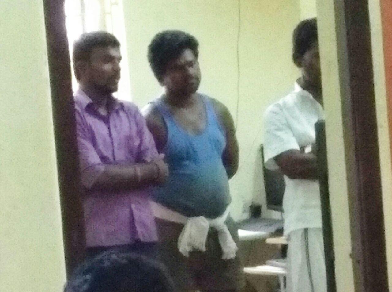 R.K.Nagar arrested