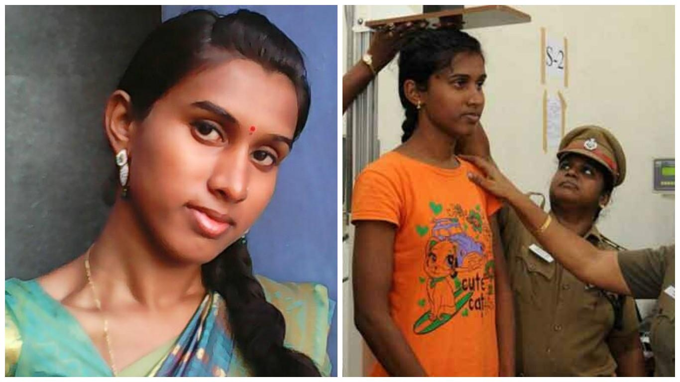 திருநங்கை பிரித்திகா யாஷினி, Prithika Yashini