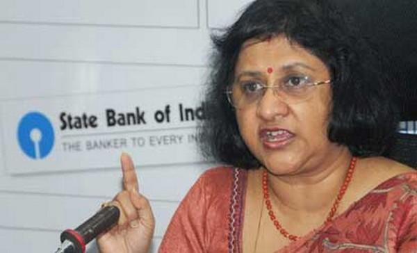 எஸ்பிஐ தலைவர் அருந்ததி பட்டாச்சார்யா