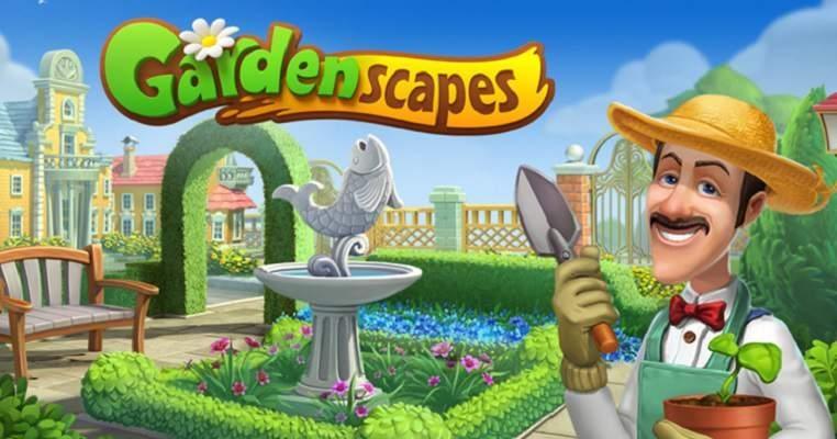 ஃபேஸ்புக் கேம் - Gardenscapes - New Acres கேம்கள்