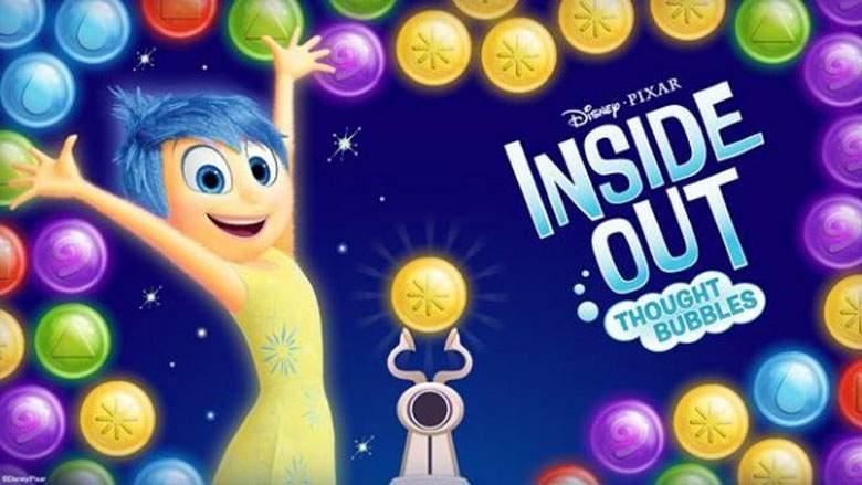 ஃபேஸ்புக் கேம் - Inside Out Thought Bubbles