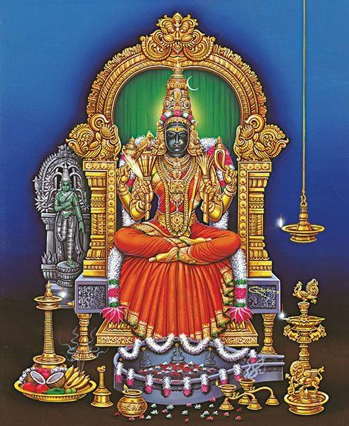 திருக்கடையூர் அம்மன்