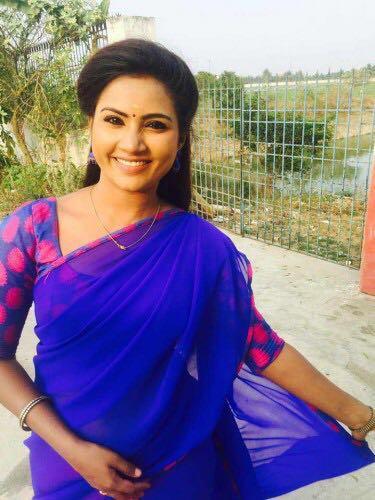நடிகை,நந்தினி