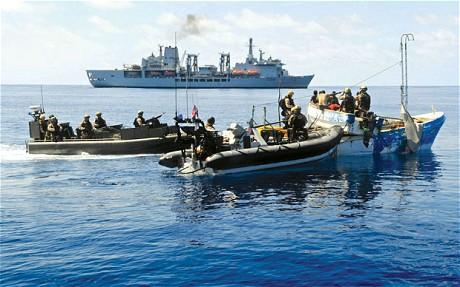 somaliya pirate, india china navies