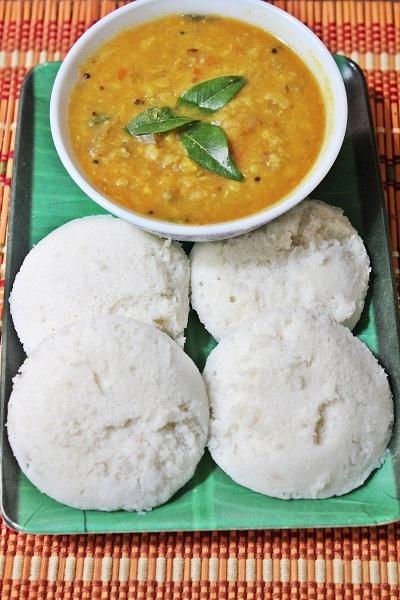 இட்லி-சாம்பார்