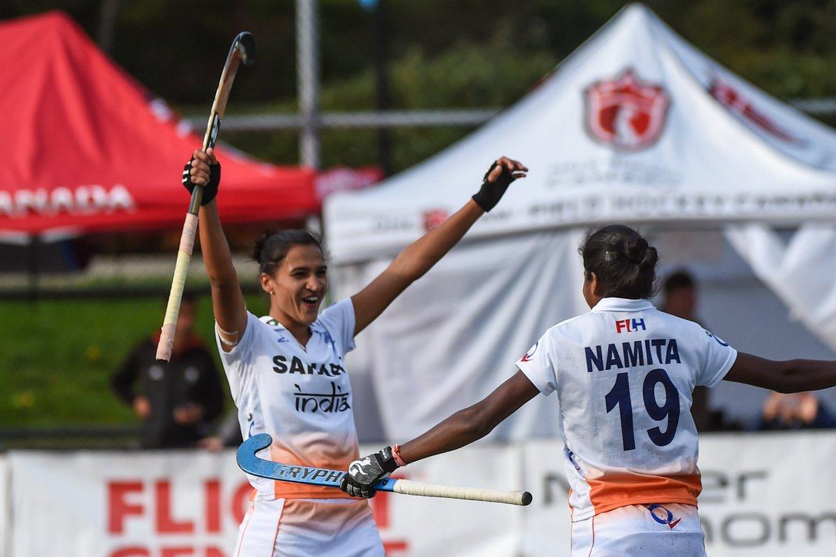 Women indian hockey team