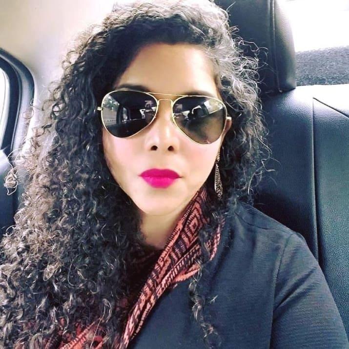 Rana Ayyub சவுதி