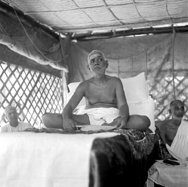 ரமணர்  ஆசிரமம்