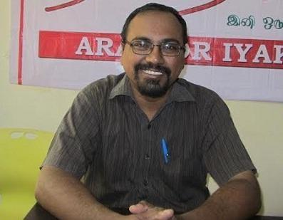 ஜெயராம்  வெங்கடசேன்