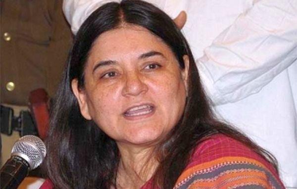 மேனகா காந்தி