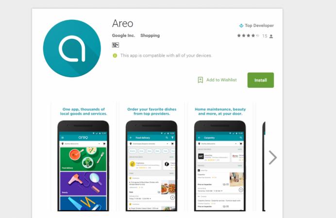 Areo App