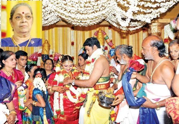 தீபா திருமணம்