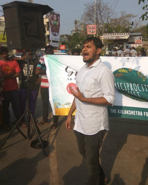 சென்னையில் ஒரு இயற்கைக் கூடல்