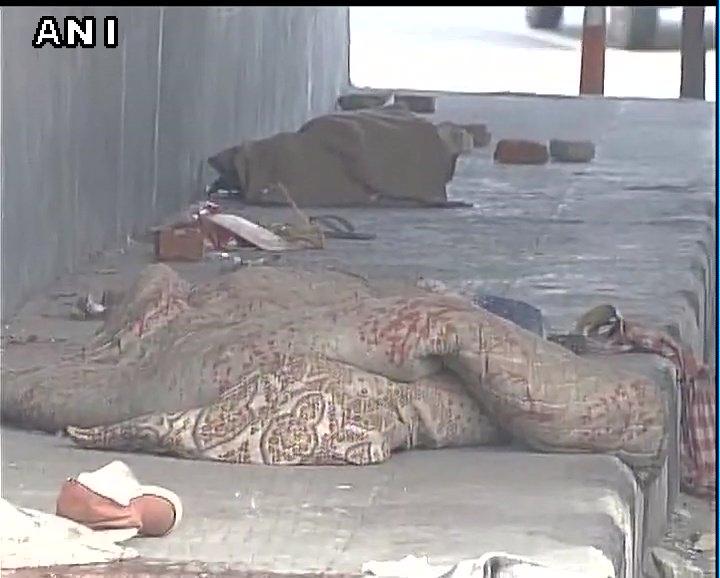 car accident delhi