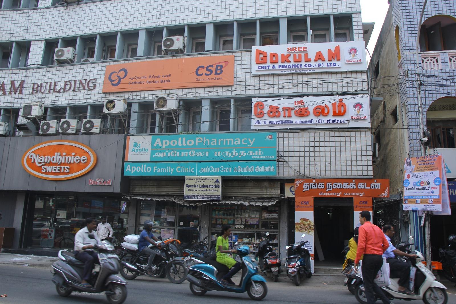 gokulam chit funds