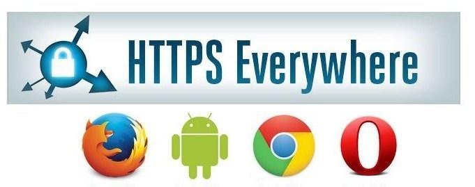 HTTPS Everywhere Extension
