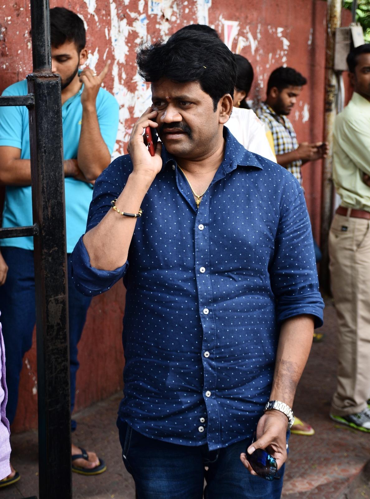 நடிகர் ரித்தீஷ்