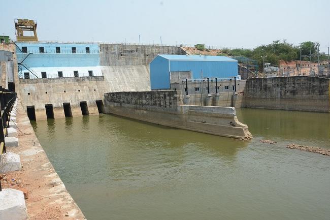 கண்டலேறு நீர் அனுப்பும் ஜீரோ பாய்ன்ட்