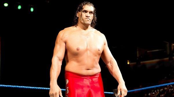 WWE வீரர் தி கிரேட் காளி