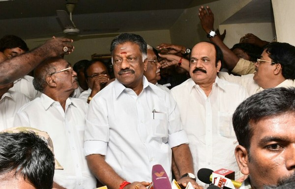 Panneerselvam faction