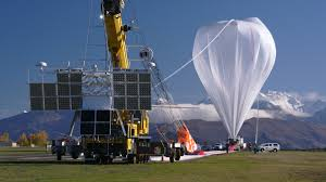 NASA super balloon