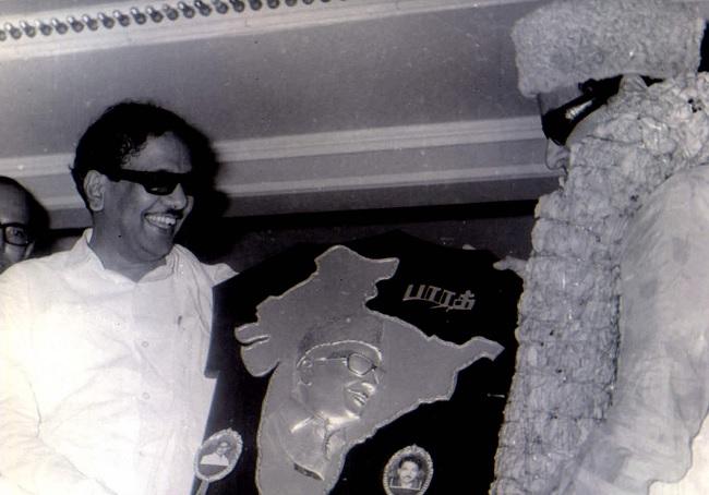 எம்.ஜி.ஆர். கருணாநிதி