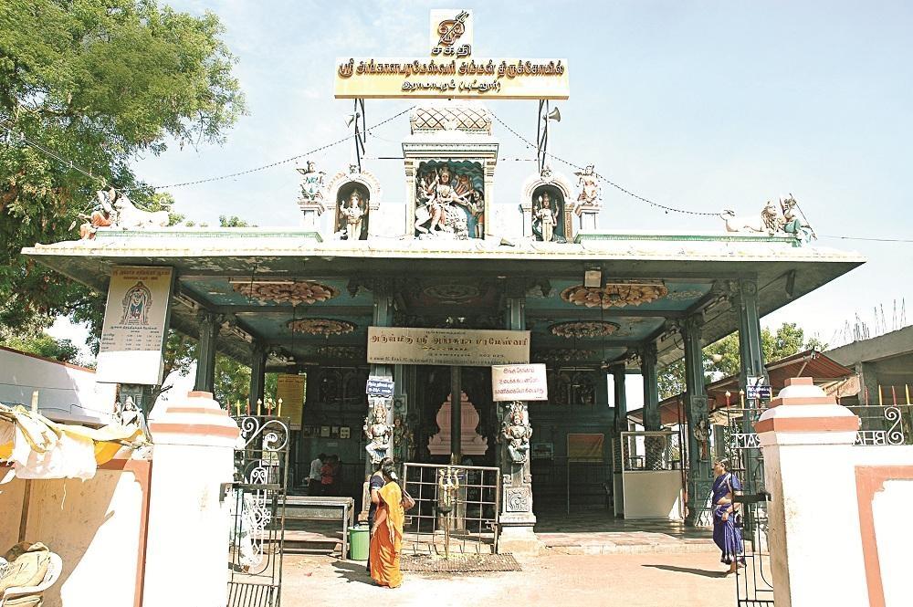 புட்லூர் அம்மன்