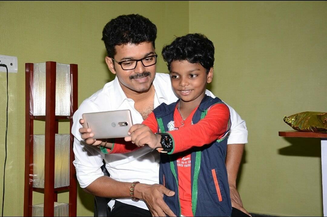 Vijay, Adhish praveen