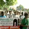 டெல்லி: விவசாயிகளுக்கு ஆதரவாக போராட்டத்தில் குதித்த இளைஞர்கள்