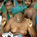 டெல்லி: தமிழக விவசாயிகள் போராட்டம் தற்காலிக வாபஸ்