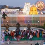 திருமலை - திருப்பதி ஏழுமலையான் கோயிலுக்குச் சென்றுவந்த உங்கள் அனுபவம் எப்படி? #VikatanSurvey