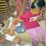 6 வயது சிறுமியின் அதிரடி சாகசம்!