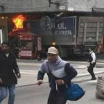 ஸ்டாக்ஹோம் ட்ரக் தாக்குதல்: 5 பேர் பலி