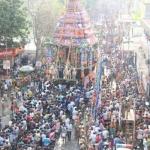 மயிலாப்பூர் கபாலீசுவரர் கோயில் பங்குனி தேர் திருவிழா