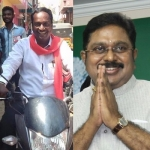 'தினகரன் மட்டுமா... தி.மு.கவும்தான்!' - சீறும் சி.பி.எம் வேட்பாளர் லோகநாதன் #VikatanExclusive