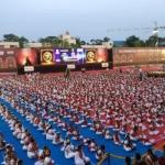 சென்னையில் 5 ஆயிரம் பேர் பரதநாட்டியம் ஆடி கின்னஸ் சாதனை!