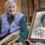 உலகின் அதிக வயதான 117 வயது மூதாட்டி மரணம்