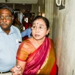 வருமானவரித்துறை அலுவலகத்தில் மீண்டும் ஆஜரானார் கீதாலட்சுமி!