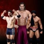 காளி முதல் மகாபலி ஷேரா வரை.. WWE-ல் கலக்கும் இந்திய சிங்கங்கள்!