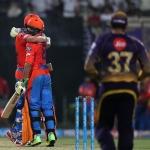 #IPL10: தொடர் தோல்விகளில் இருந்து மீண்ட குஜராத்... ரய்னா அதிரடி... கொல்கத்தா தோல்வி!