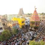 விண்ணைப் பிளந்த 'ரங்கா', 'ரங்கா' முழக்கம்..! திருவரங்க தேர்த்திருவிழா