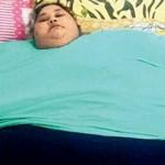 சிகிச்சைக்காக இந்தியா வந்த '500கிலோ எடைப்பெண்' எமிரேட்ஸுக்குச் செல்கிறார்.