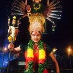 ''அம்மன் கெட்டப், சினிமா செட்டப்...!'' 'சரவணன் மீனாட்சி' ரக்ஷிதாவின் ஆபரேஷன்